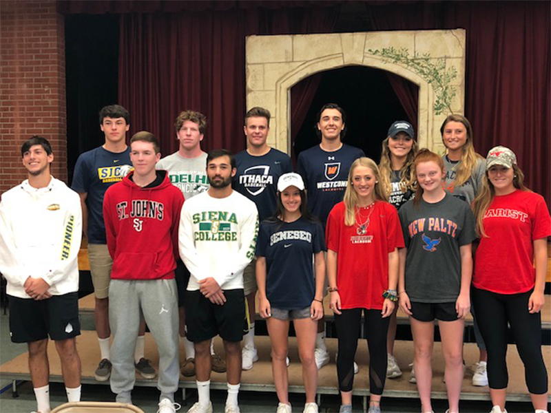 Student-Athletes Commit